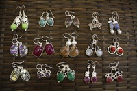 Clearance stock wholesale Ana co 925 sterling silver gemstones jewelry