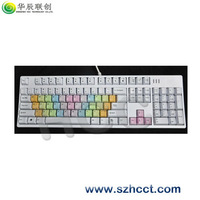multimedia gaming keyboard