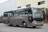 4X2 Dongfeng 10m 45 Seats Luxury Tour Bus For Sale
