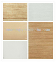 high quality wood grain melamine furniture overlay paper