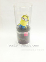 2013 newest Minions character usb 8gb, Despicable Me2 character flash usb, Minions stick memory