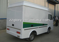Fast And Convenient Commercial Food Delivery Car