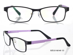 High quality stock memory eyewear optical frame