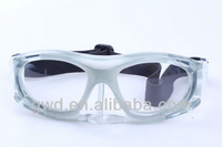 High impact good quality basketball safety glasses