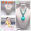 Food-safe Sassy Mom Wear Chew Bead Teething Jewelry Baby Soothe Wholesale Silicone Nursing Pendant Necklaces