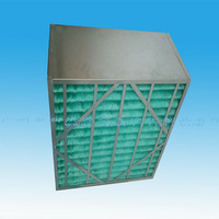 Aluminum Frame Rigid Box Filter