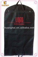 non woven dustproof custom garment bag with logo