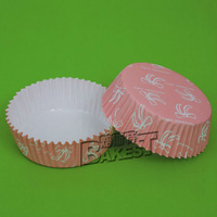 135 factory price round paper cupcake liners/fancy cupcake liners/paper baking cups for cupcakes