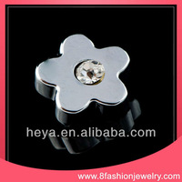 2013 Wholesale price jewelry slider beads for bracelets