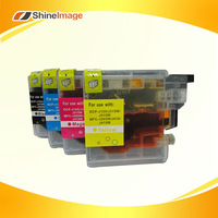 lc39 lc60 lc975 lc985y refill ink cartridge for brother printer dcp-j125