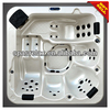 2014 Triangle hot tub/Outdoor massage spa with LCD TV--A520-L