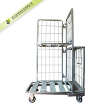 foldable plant roll trolley 2