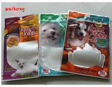 Beautiful pet food packaging bag for dog food or cat food
