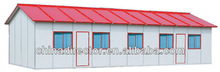 steel structure mobil warehouse / mobil workshop /prefabricated mobil garage