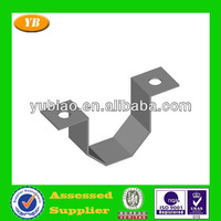 hardware u shaped bracket , bed hardware in dongguan manufacturer