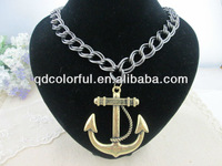 YN6106 vintage anchor style magnetic jewelry set