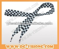 Made In China Custom Shoelace Wholesale for converse shoes