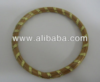 Bracelet made of Capim Dourado Golden Grass Bracelet