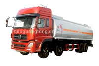 water/fuel/oil/chemical liquid transport tank truck