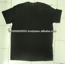 100% Cotton Canvas T-shirts Stock