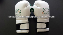 Boxing Gloves, Machine moulded., have your own club logo on these wonderful gloves