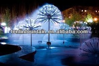 Malaysia Malacca Theme Park Waterscape Project for the Stage musical outdoor fountain