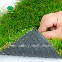 Terrific value!!! Mighty mesh grass is hot saleling! Factory Artificial Grass For basketball,tennis,volleyball.