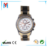 lady Analog Dial Watch two years Warranty good quality watch