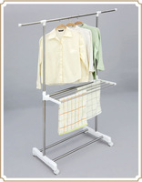 Frosted pp plastic panel 12 cube storage shelf Clothes Rack, Free Standing And Folding