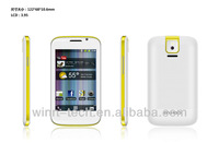 2013 hot phone MP991 Android 4.2 MTK6515 1.0GHz cheap GSM smartphone 4 inch screen Dual SIM