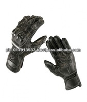 (Super Deal) BPG-1114 Leather Motorbike Glovesfor Riders