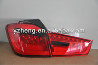 VLAND manufactory mitsubshi refitting outlander sports ASX high power LED tail rear light (ISO9001&TS16949)