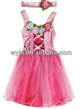 2014 charming flower stage ballet costumes -girls' dance costumes-practice skirt-children and adults mermaid wedding dresses