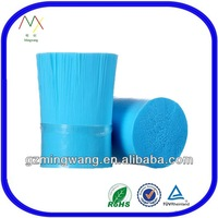 Nylon 6.10 Green Plastic Tinting Brush Filament