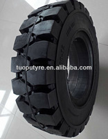 solid tires for forklift 7.00-12