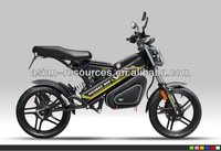 48V 1500W Folding Electric Motorcycle, Foldable Electric Motorcycle