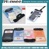 promotion colorful square plastic packing phone case