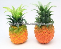 Hand-made Foam fruits pineapple for decor