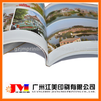 cheap paperback coloring perfect binding photo books printing