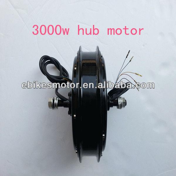 Ce En15194 Tuv Certificate 3000w Ebike Hub Motor View