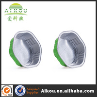 Heat preserving hot cold food container for packaging
