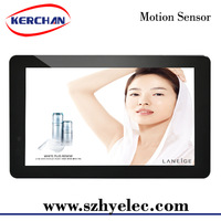 10 inch Small lcd advertising player with Composite Video Input