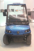 Electric vehicle made by china electric car manufacturer with EEC Approval DG-LSV2
