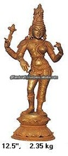 Brass Two arm saraswati for export