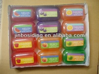 high quality fruit soap Antibacterial OEM manufacturer 100g