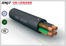 Flexible copper conductor rubber insulation YC/YZ/YCW rubber jacket cable