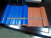 3 layer upvc roof tile