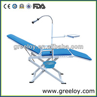 Self-contained Accessories Dental Chair Rotatable Headrest