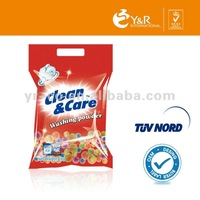 2014Top washing powder plastic bag,chemical formula of washing powder