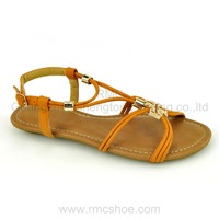 RMC 2014 Thong sandal wholesale shoe woman